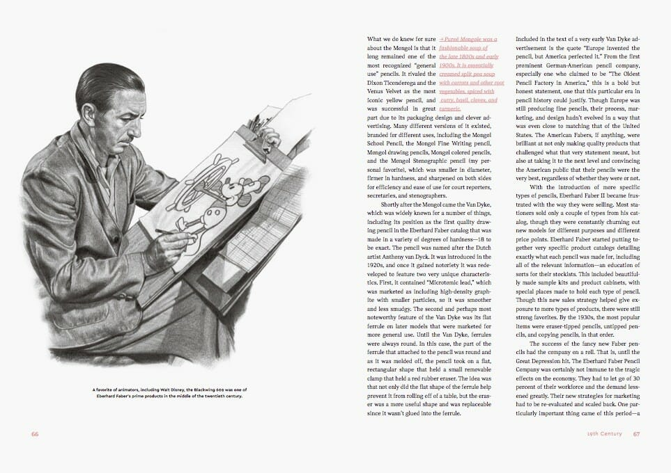 """The Pencil Perfect"", Caroline Weaver (Gestalten, febbraio 2017)"