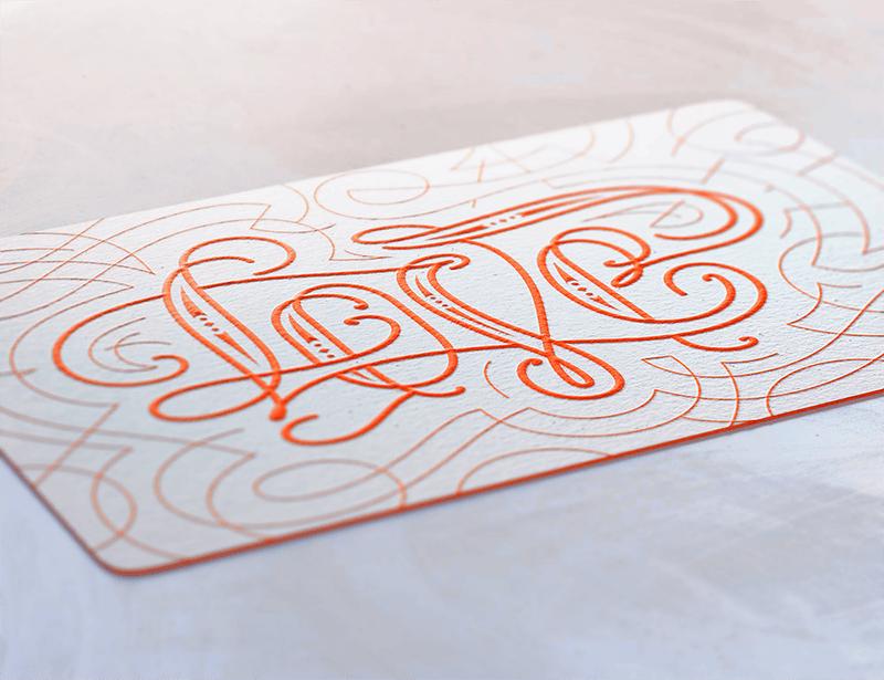 Letterpress Love, Andrei Robu