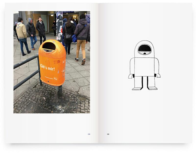 """Conversations"" - Il libro sulle conversazioni visive tra Christoph Niemann e Nicholas Blechman"