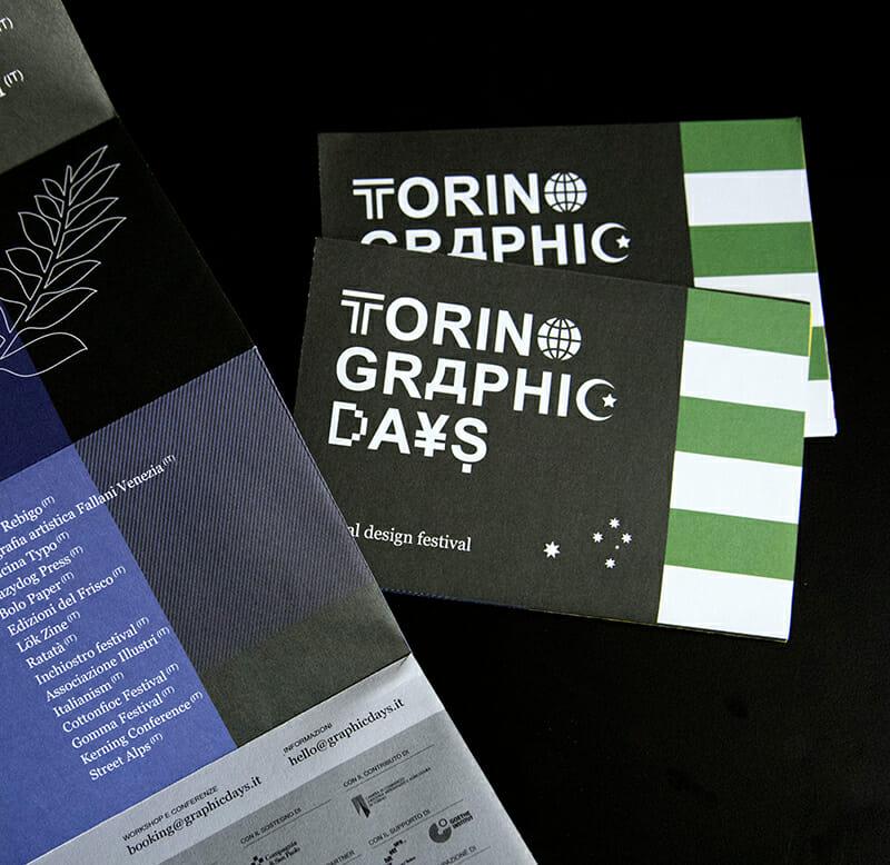 Printaly sponsor tecnico del Torino Graphic Days