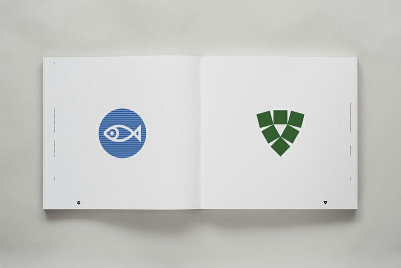 Il libro su Chermayeff & Geismar & Haviv di Standards Manual