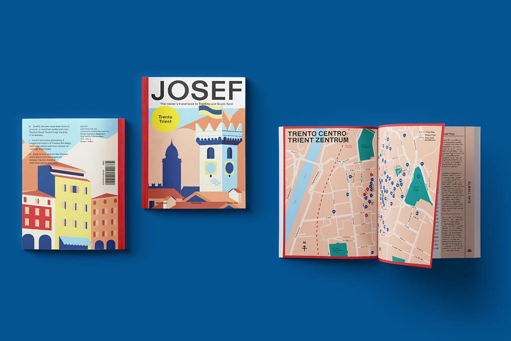 Josef Travel Book / Trento - © Josef Travel Book