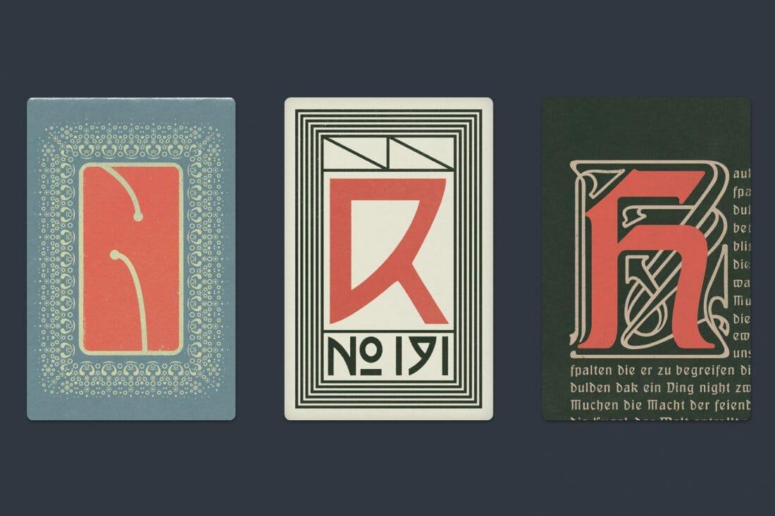 Type Deck. Il campionario tipografico di Steven Heller e Rick Landers