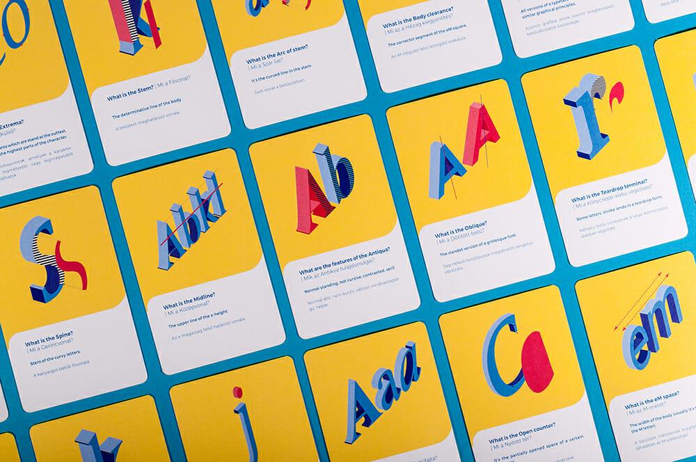 Taktipo. Imparare le basi della tipografia giocando.